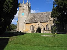 St James's Church, Longborough - geograph.org.uk - 246852.jpg