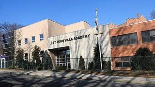 St. John Villa Academy Private, school in New York City , , New York, USA