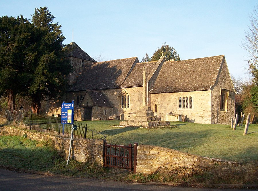 St Lawrence's Church, North Hinksey