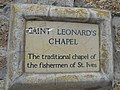 St Leonard's Chapel, St Ives, Cornwall 02.jpg