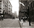 St Louis Sixth Street looking south from Lucas Ave 1906.jpg