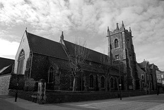 St Marys Church, Great Yarmouth Church in Great Yarmouth, United Kingdom