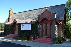 St. Matthew's by the Bridge Episcopal Church - Image: St Matthew's by the bridge