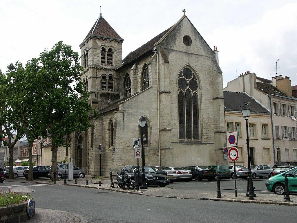 File St Maur Eglise St Nicolas 2 Jpg Wikimedia Commons