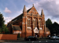 St Michael and All Angels, Melton Road, Leicester, United Kingdom.png