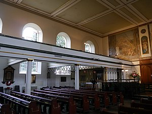 St Peter's Church, Hammersmith - Interior