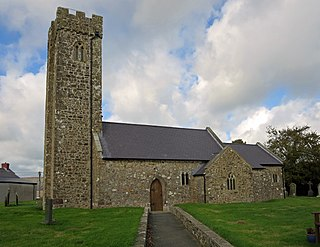 Johnston, Pembrokeshire community in Pembrokeshire, Wales
