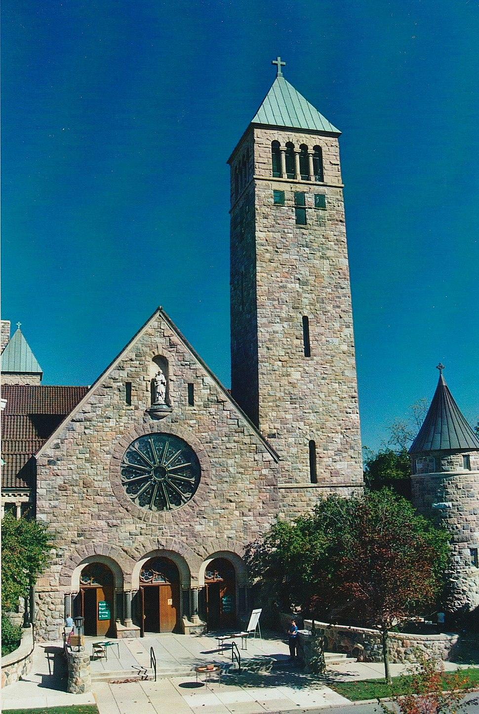St Thomas Church, Ann Arbor MI USA, dedicated 1899.jpeg