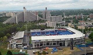 Saputo Stadium 20,800-seat soccer stadium in Montreal