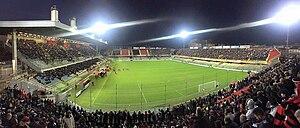 Stadio Pino Zaccheria - Image: Stadio Pino Zaccheria (2)