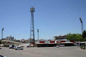 Antalya Atatürk Stadium - Image: Stadionantalyaspor