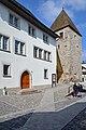 Stadtmuseum Rapperswil-Jona - Breny-Haus und -turm - Herrenberg 2013-04-01 14-54-51.JPG