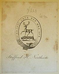 Stafford H. Northcote, Earl of Iddesleigh, 1818-1887.jpg