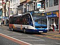 Stagecoach bus 25230 Optare Versa PX08 FNC in Blackpool 17 April 2009.jpg