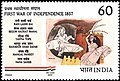 Stamp of India - 1988 - Colnect 165249 - Martyrs of the First War of Independence.jpeg