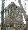 Stanecastle, Irvine. From the west. Ayrshire, Scotland.jpg