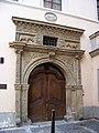 Staré Město, Kožná 1, portál.jpg