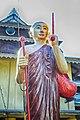 Statue of Sivali Thera, Cox's Bazar.jpg