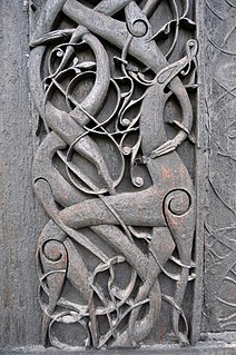 Ragnarök end times in Norse mythology