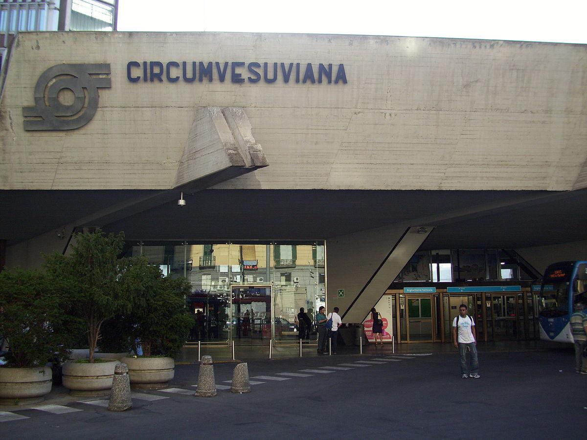 Stazione di napoli porta nolana wikipedia - Stazione porta garibaldi mappa ...