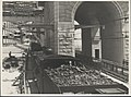 Steam trains on Harbour Bridge, 1932 (8282689087).jpg
