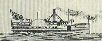 Great Lakes Patrol - The SS Philo Parsons.