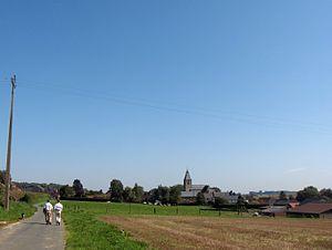 Steenkerque - View of Steenkerque