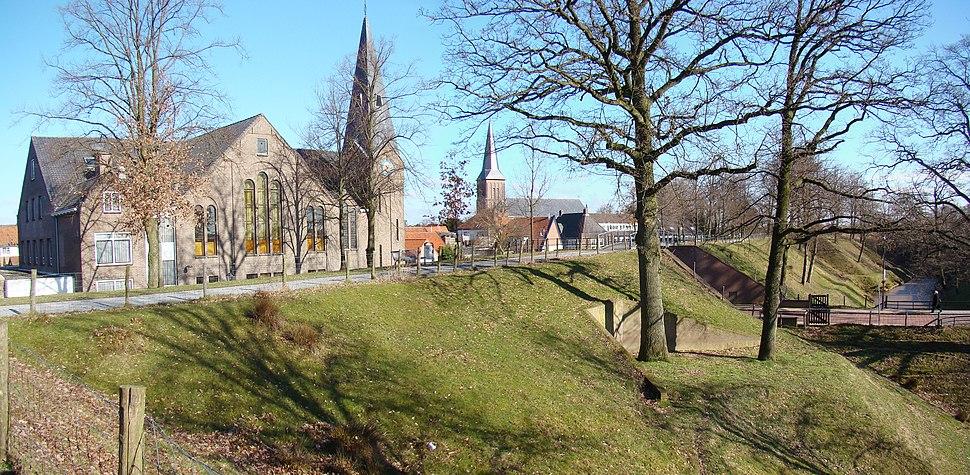 Steenwijk wallen