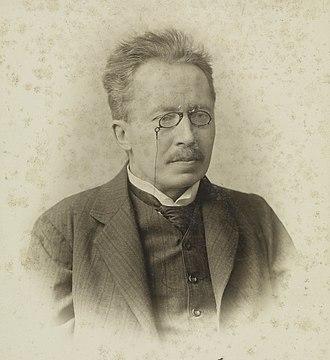 Stefan Ramułt - Stefan Ramułt in 1913