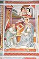 Steinfeld Gerlamoos Filialkirche heiliger Georg Freske 12 Mariae Verkuendigung und Heimsuchung 20122012 972.jpg