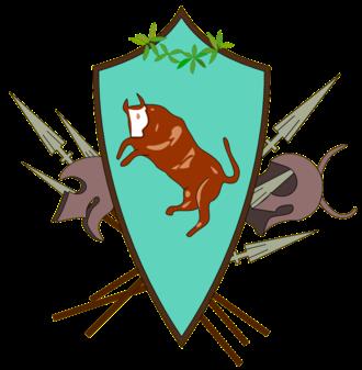 Province of Benevento - Image: Stemma Provincia di Benevento