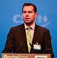 Stephan Mayer CSU Parteitag 2013 by Olaf Kosinsky (2 von 5).jpg