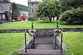 Steps from churchyard - geograph.org.uk - 951767.jpg