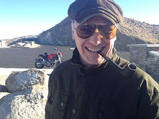 Steve Berry (presenter)
