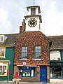 Steyning Clock Tower - May 9 2004.JPG