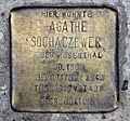 Stolperstein Almstadtstr 45 (Mitte) Agathe Sochaczewer.jpg