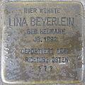 Stolperstein Höxter Stummrigestraße 25 Lina Beyerlein.jpg