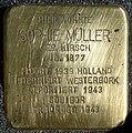 Stolperstein Krefeld, Sophie Müller (Hohenzollernstraße 79).jpg
