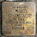 Stolperstein Mainzer Str 16a (Wilmd) Siegfried Lichtenstaedt.jpg