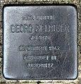 Stolperstein Mendelssohnstr 5 (Prenz) Georg Selbiger.jpg