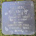 Stolperstein Windeck Rosbach Kirchplatz Siegmund Seligmann.jpg