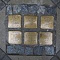 Stolpersteine Düren Hohenzollernstraße 13.JPG