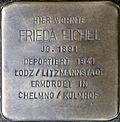 Stumbling stone for Frieda Eichel (Severinstrasse 199)