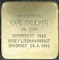 Stolpersteine Köln, Karl Drucker (Rösrather Straße 593).jpg