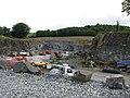 Stone quarry near Cooladawson - geograph.org.uk - 1368032.jpg