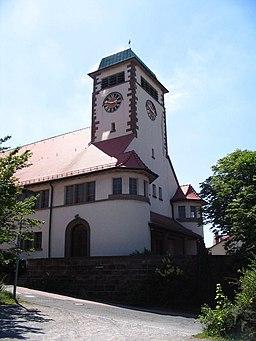 Straubenhardt Conweiler Martinskirche 2006 07 02