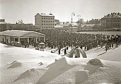 Yleislakko 1956