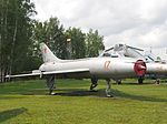 Su-7 (S-26) at Central Air Force Museum Monino pic1.JPG