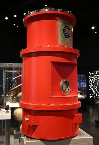 James Clerk Maxwell Telescope - The Submillimetre Common-User Bolometer Array