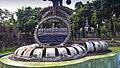 Suborno Jayonti Tower of Rajshahi University 03.jpg